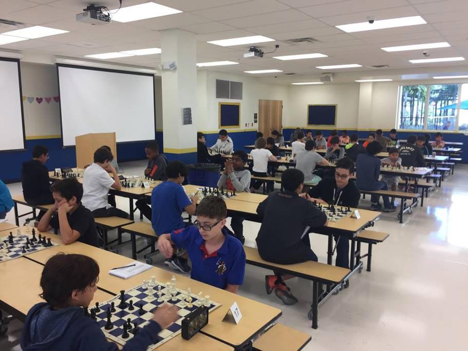 Franklin Academy Palm Beach Gardens 39 S Chess